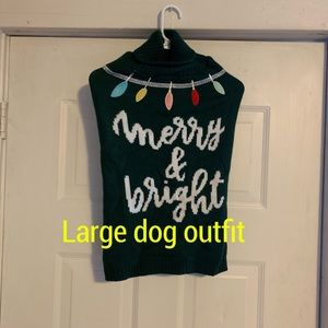 Other - Large dog outfit